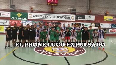 Photo of El Prone Lugo, rival del Desguaces Casquero, expulsado de la liga