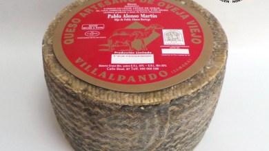 Photo of World Cheese Silver al queso Viejo puro de oveja de Villalpando