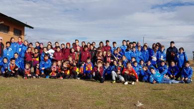 Photo of El Benavente Atletismo consigue 10 medallas en el Cross Escolar de Benavente