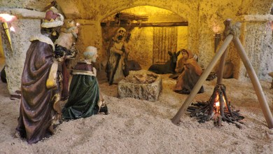 Photo of Galería de imágenes del Belén de Navidad de Benavente