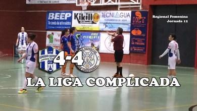 Photo of El Caja Rural se deja parte de la liga en el empate ante el San Cristóbal