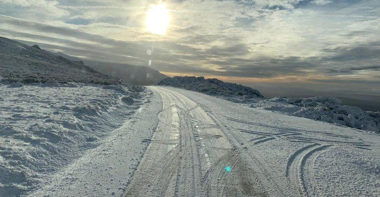 Photo of La nieve ha llegado a Sanabria y de momento para quedarse