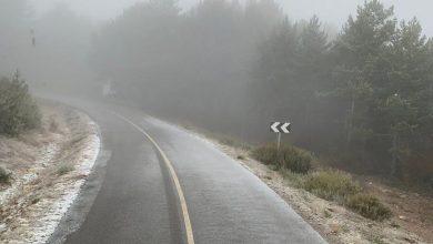Photo of Máxima precaución en las carreteras de la comarca de Benavente por placas de hielo