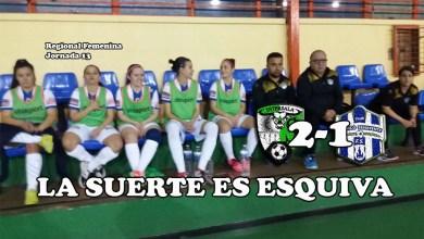 Photo of Las cajeras se vinieron de vacio de la cancha del Inter Sala sin merecerlo