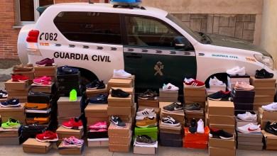 Photo of Investigado por portar 200 pares de zapatillas y pequeñas cantidades de droga