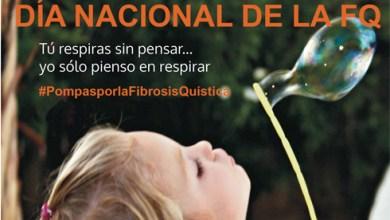 Photo of Comparte en tus redes fotos soplando pompas de jabón por la semana del Día Nacional de la Fibrosis Quística