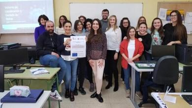 Photo of Los alumnos de FP «Técnico Superior en Transporte y Logística» finalizan el Proyecto Aula Empresa