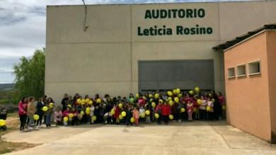 Photo of El CRA de Tábara rinde homenaje a su antigua alumana Leticia Rosino y recauda 500€ para la Fundación