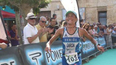 Photo of Victoria absoluta de Pepa García en el triatlón sprint Alba de Tormes