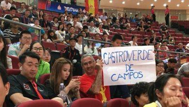 Photo of Castroverde de Campos vibró con la Selección de basket en Pekín