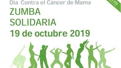 Photo of Zumba Solidaria en Benavente por el Día Contra el Cáncer de Mama