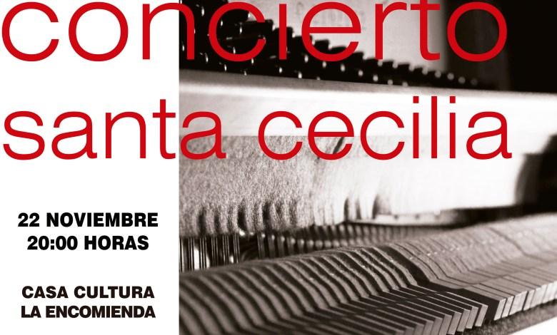 Photo of Concierto de Santa Cecilia de la Escuela de Música «Duquesa Pimentel»
