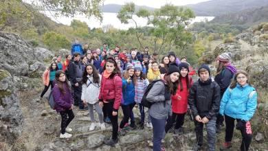 Photo of Alumnos del León Felipe visitan espacios naturales dentro del Programa de Educación Ambiental