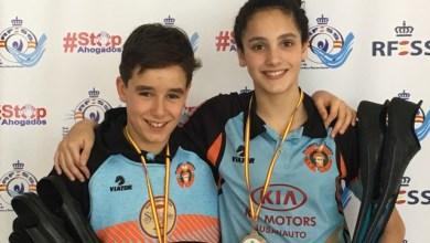 Photo of La benaventana Sofía Prieto,  en la convocatoria provisional de la selección juvenil de Salvamento y Socorrismo.