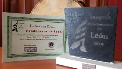 Photo of «Son de Los Valles» premiados por ser referente de la Música Tradicional