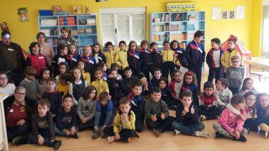 Photo of Los alumnos de La Vega celebran el día de la discapacidad con Asprosub