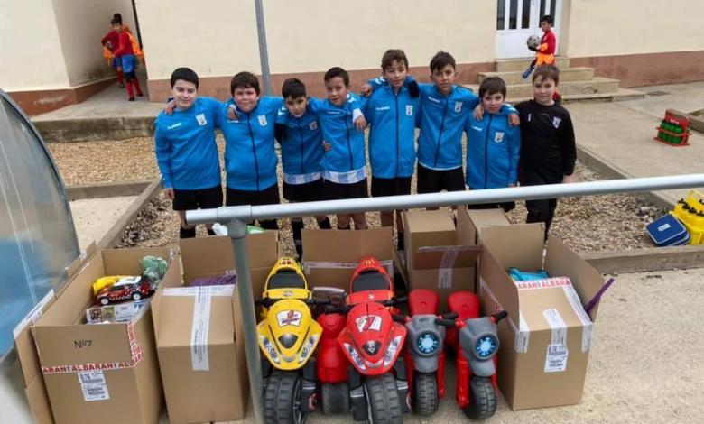 Photo of «Ningún niño sin juguetes en Navidad» gracias a la campaña del Racing