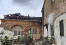 Photo of Gran despliegue de los Bomberos de Benavente por el incendio de varias viviendas en Prado