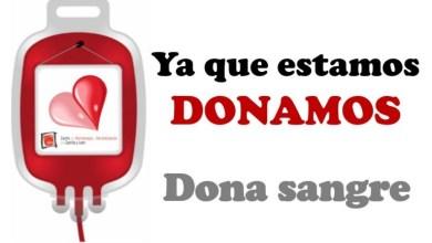 """Photo of """"Ya que estamos, donamos"""" intenta fomentar la donación entre los profesionales de Atención Primaria"""