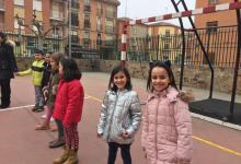 Photo of Caras pintadas por el Día del Cáncer Infantil en el CEIP Las Eras