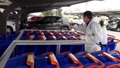 Photo of Carrefour moviliza 900 efectivos para llevar a cabo labores de desinfección en sus centros