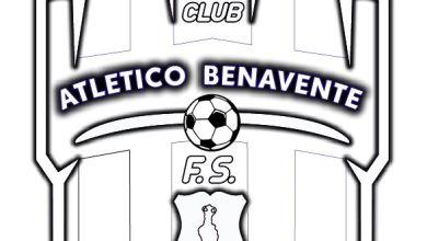 Photo of El Atlético Benavente propone a todos los niños pintar su escudo