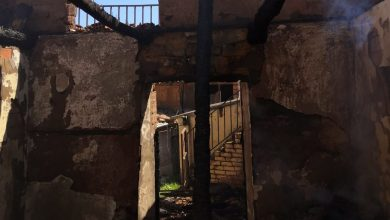 Photo of Incendio de una vivienda en Morales del Rey al que acudieron los Bomberos de Benavente