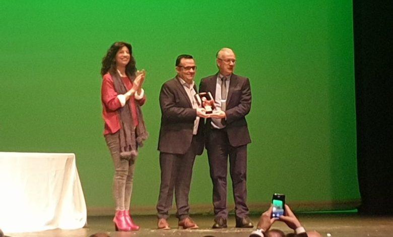 Photo of Marcelino y Nino recogen el galardón de «Mejor Sala» en los Premios Castilla y León de Gastronomía