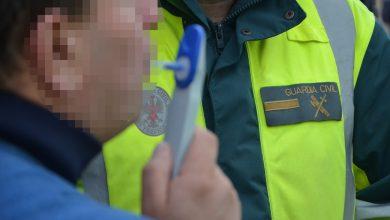 Photo of La Guardia Civil investiga a un conductor de ambulancia por conducir bajos los efectos de las drogas