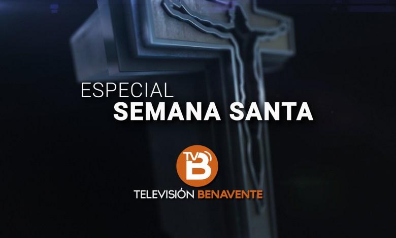 Photo of ESPECIAL SEMANA SANTA en Televisión Benavente