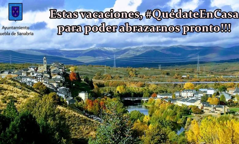 Photo of Preocupación en Puebla de Sanabria por el notable aumento de personas de otros municipios