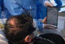 Photo of Tablets en los hospitales para que los enfermos se puedan comunicar con sus familiares