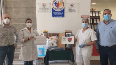 Photo of Los Veteranos del CD Benavente donan 720 euros para material a Alzheimer Benavente