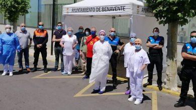 Photo of Policía Local y Protección Civil de Benavente se someten a las pruebas del coronavirus