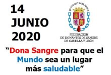 Photo of El 14 de junio de 2020 la OMS y todos los países celebran el Día Mundial del Donante de Sangre