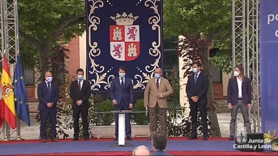 Photo of Junta, PSOE, PP, Ciudadanos, Podemos y Por Ávila firman un histórico Pacto para la Recuperación Económica