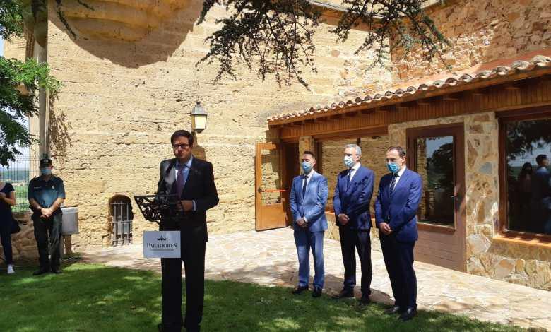Photo of El Parador de Benavente ha sido el lugar elegido para presentar la reapertura de todos sus establecimientos