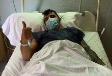 Photo of Charly se recupera de su operación de menisco antes de los «play off» de ascenso