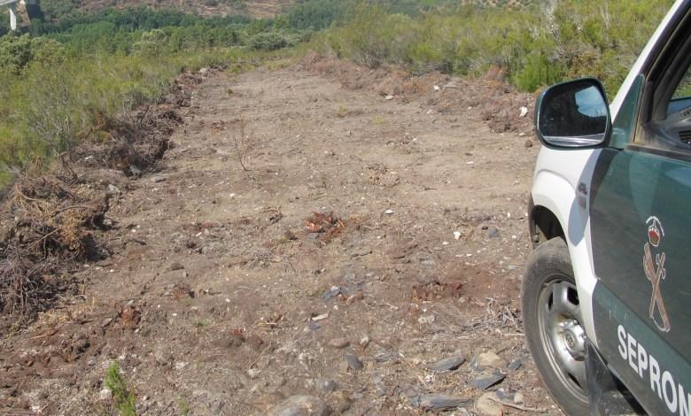 Photo of Tres investigados por abrir nuevos caminos en 'El Pedroso', zona declarada Bien de Interés Cultural