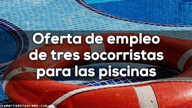 Photo of Oferta de empleo temporal de tres socorristas para las piscinas de Santa María del Páramo