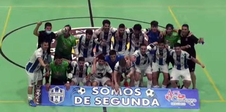 Photo of El Descuaces Casquero entra en la Segunda División por la puerta grande tras vencer por 10-3 al campeón vasco