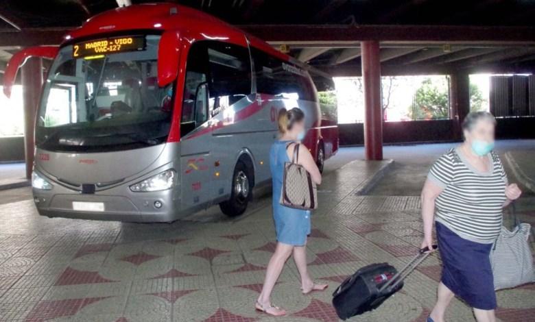 Photo of El autobús que llegó a Vigo con un enfermo de covid dejó 3 viajeros en Benavente