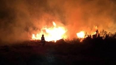Photo of Un incendio intencionado de madrugada obliga a intervenir a los bomberos en Congosta de Vidriales