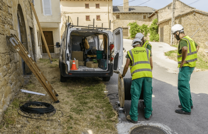 Photo of Abierta la convocatoria de las ayudas para el despliegue de banda ancha en zonas rurales o poco pobladas