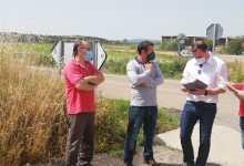 Photo of El presidente de la Diputación, visita Santa Croya de Tera y se compromete a estudiar una solución al camino municipal de circunvalación