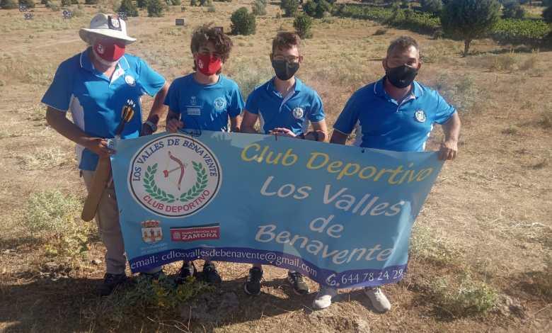 Photo of El CD Los Valles de Benavente consigue primeros puestos en la Liga Nacional de Tiro con Arco