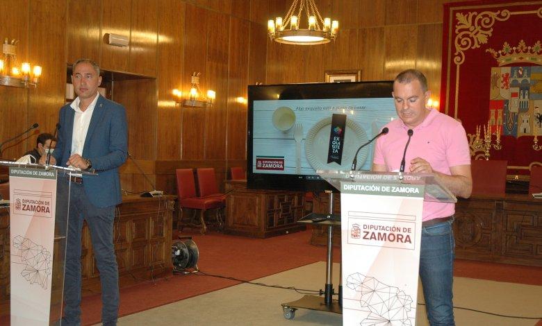Photo of VÍDEO: Nace Exquisiteza, la plataforma de la Diputación para dar a conocer los productos zamoranos