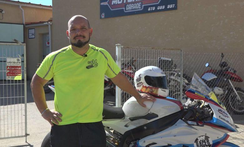 Photo of Carlos Blanco, correrá este sábado la 'Handy ESBK 2020 Ricardo Tormo' en Valencia