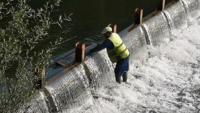 Photo of Santa Cristina retira la presa portátil del río Órbigo
