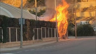 Photo of Incendio en las piscinas municipales de Benavente